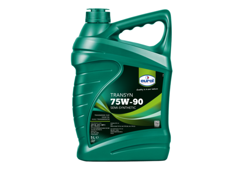 Eurol Transyn 75W-90 GL 4/5 - Transmissieolie, 5 lt