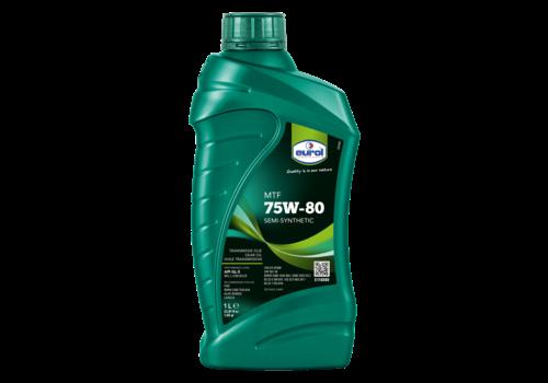 Eurol MTF 75W-80 GL5 - Transmissieolie, 1 lt