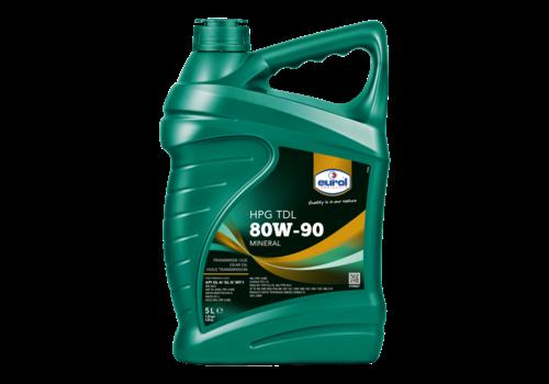 Eurol HPG 80W-90 TDL GL4/5 - Transmissieolie, 5 lt