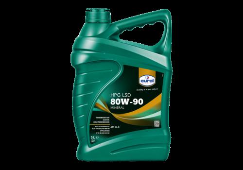 Eurol HPG 80W-90 GL5 LSD - Transmissieolie, 5 lt
