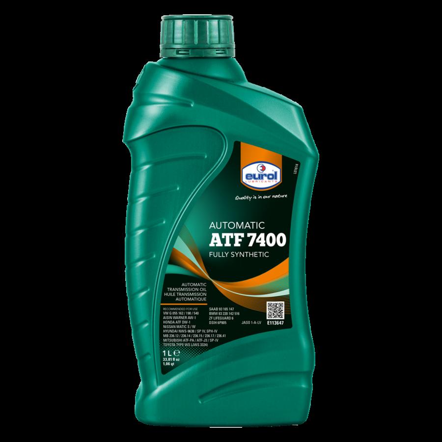 ATF 7400 - Transmissieolie, 6 x 1 lt-2