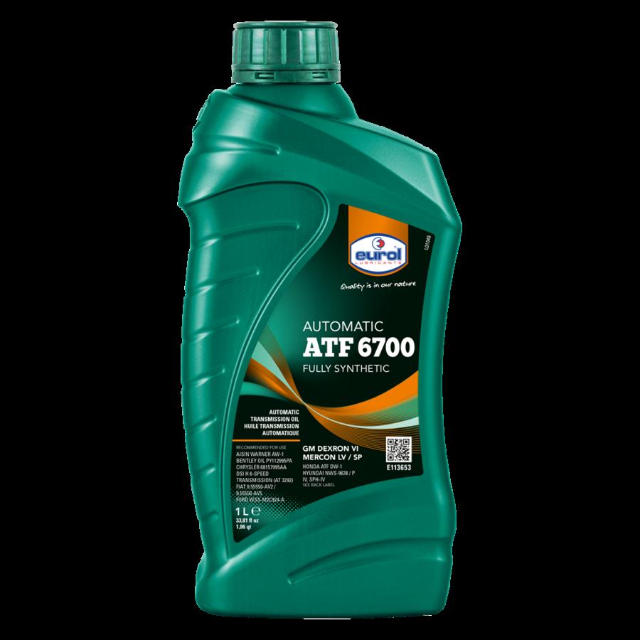ATF 6700 - Transmissieolie, 12 x 1 lt-2