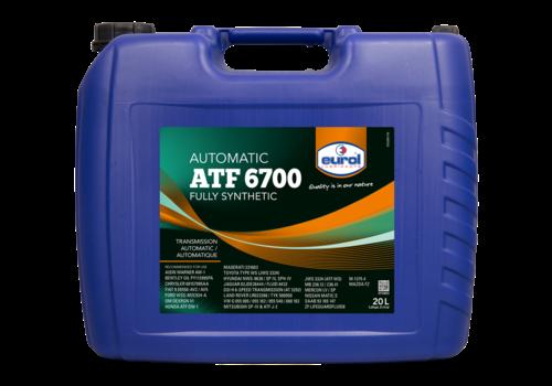 Eurol ATF 6700 - Transmissieolie, 20 lt