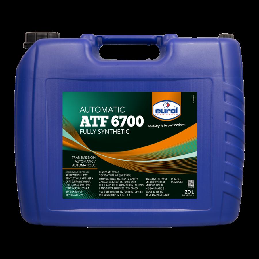 ATF 6700 - Transmissieolie, 20 lt-1
