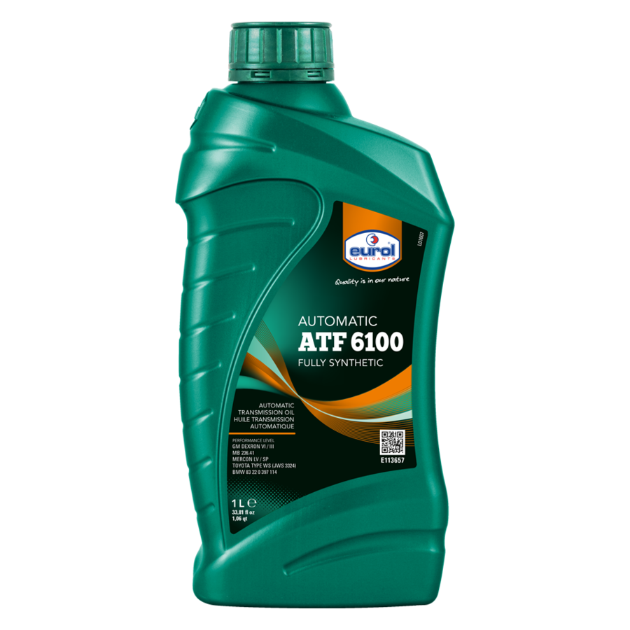 ATF 6100 - Transmissieolie, 6 x 1 lt-2