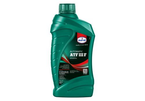Eurol ATF III F - Transmissieolie, 1 lt