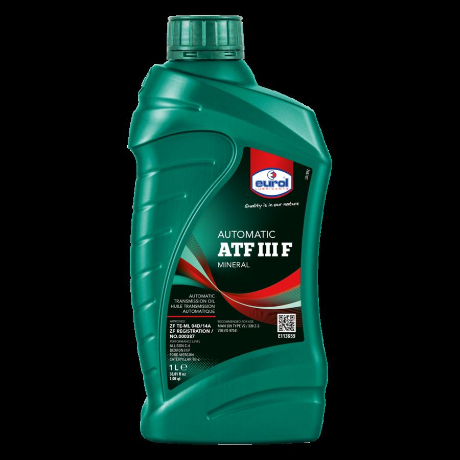 ATF III F - Transmissieolie, 1 lt-1