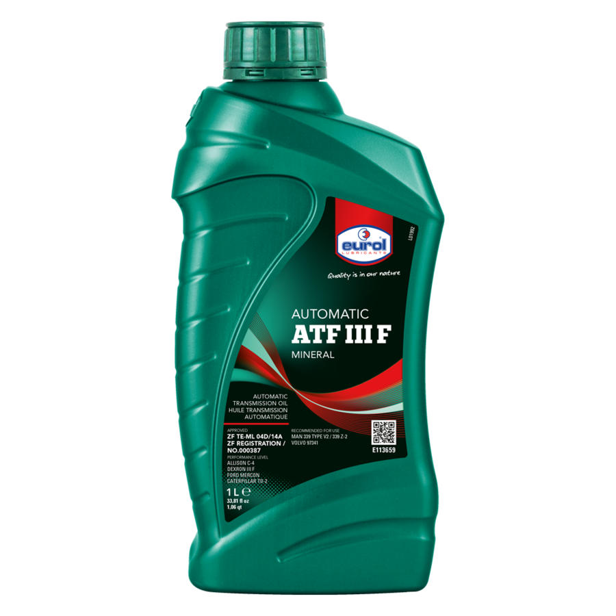 ATF III F - Transmissieolie, 12 x 1 lt-2