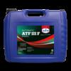 Eurol ATF III F - Transmissieolie, 20 lt