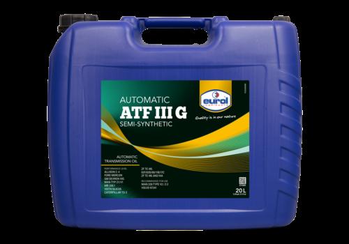 Eurol ATF III G - Transmissieolie, 20 lt