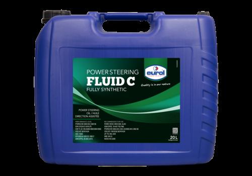 Eurol Powersteering Fluid C - Hydrauliek olie, 20 lt