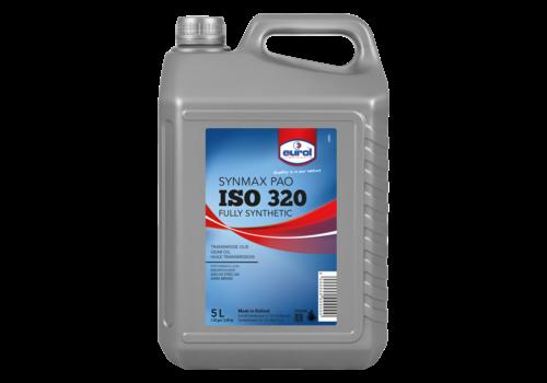 Eurol Synmax PAO ISO-VG 320 - Tandwielkastolie, 5 lt