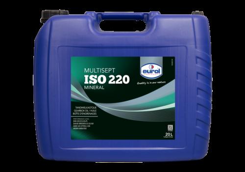 Eurol Multisept ISO 220 - Tandwielkastolie, 20 lt
