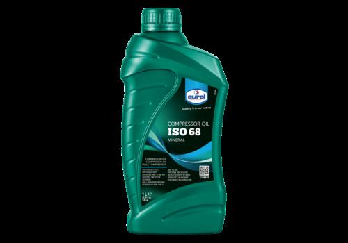 Eurol Compressor Oil 68 - Compressorolie, 1 lt