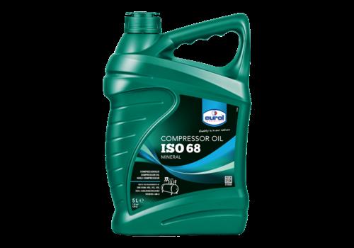 Eurol Compressor Oil 68 - Compressorolie, 5 lt
