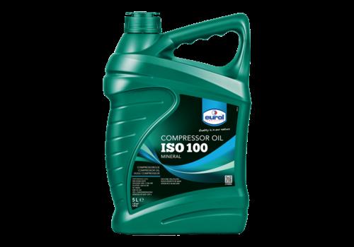 Eurol Compressor Oil ISO 100 - Compressorolie, 5 lt