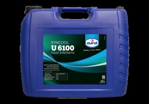 Eurol Syncool U 6100 - Koelsmeermiddel, 20 lt