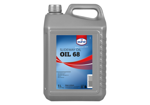 Eurol Slideway Oil 68 - Leibaanolie, 5 lt
