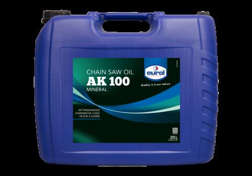 Eurol Chainsaw Oil AK 100 - Kettingzaagolie, 20 lt