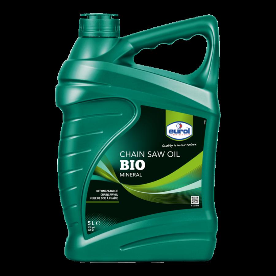 Chainsaw Oil Bio - Kettingzaagolie, 4 x 5 lt-2