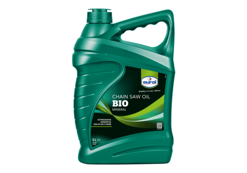 Eurol Chainsaw Oil Bio - Kettingzaagolie, 5 lt
