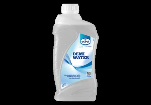 Eurol Demineralized Water - Gedemineraliseerd water, 1 lt