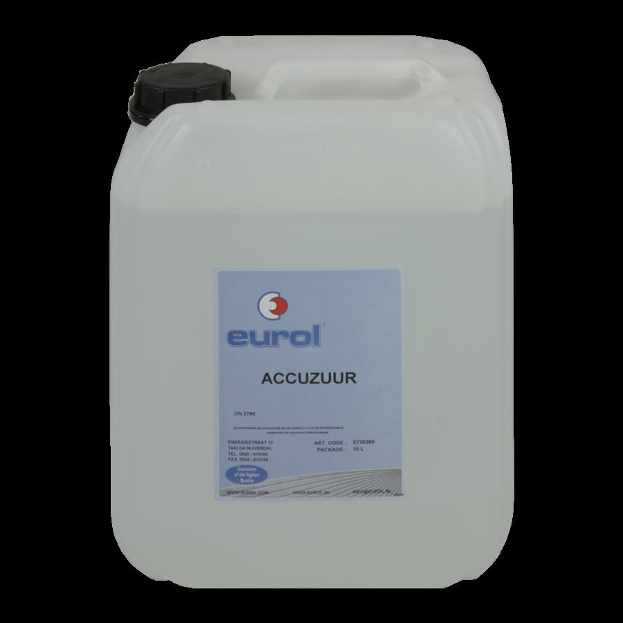 Battery Acid - Accuzuur, 10 lt-1