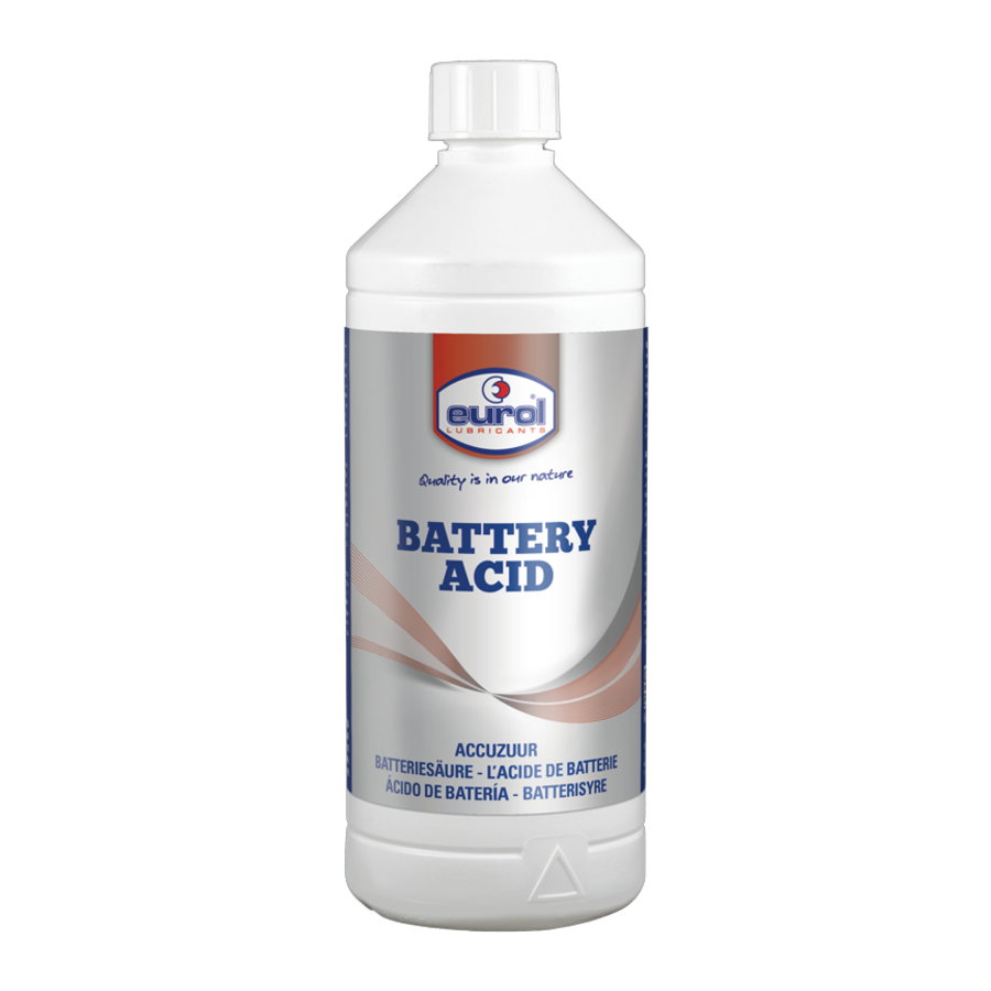 Battery Acid - Accuzuur, 12 x 1 lt-2