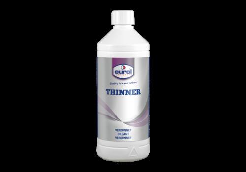 Eurol Thinner - Verdunner, 1 lt