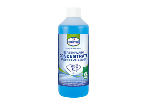 Eurol Screenwash Concentrate - Ruitenreiniger, 500 ml