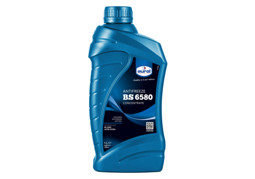 Eurol Antifreeze BS 6580 - Antivries, 1 lt