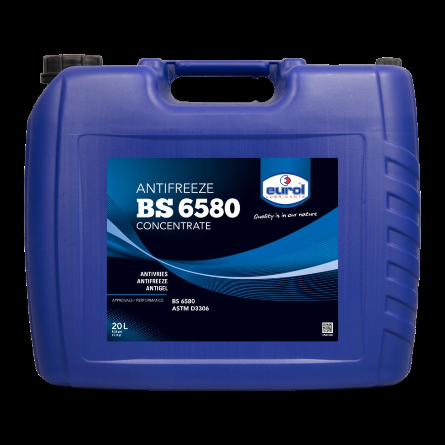 Antifreeze BS 6580 - Antivries, 20 lt-1
