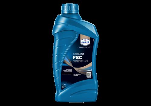 Eurol Coolant -36°C PSC - Koelvloeistof, 1 lt