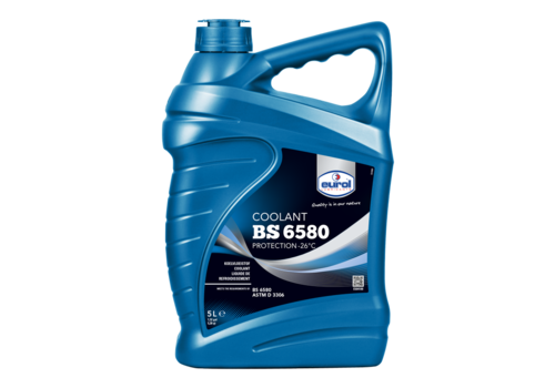 Eurol Coolant -26°C BS 6580 - Koelvloeistof, 5 lt