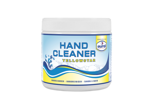 Eurol Hand Cleaner Yellowstar - Handreiniger, 600 ml