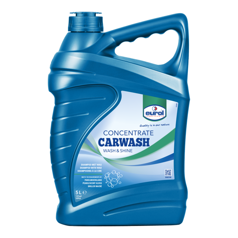 Carwash - Autoshampoo, 5 lt-1