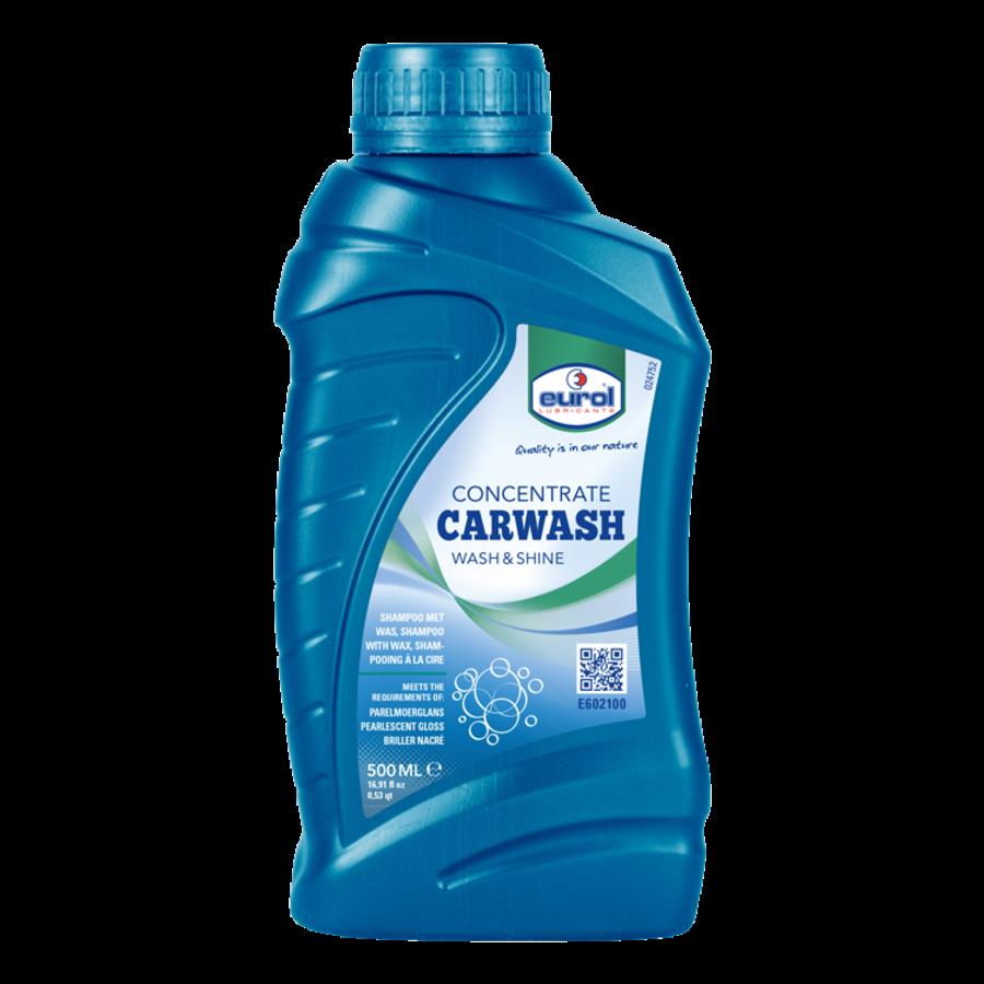 Carwash - Autoshampoo, 500 ml-1