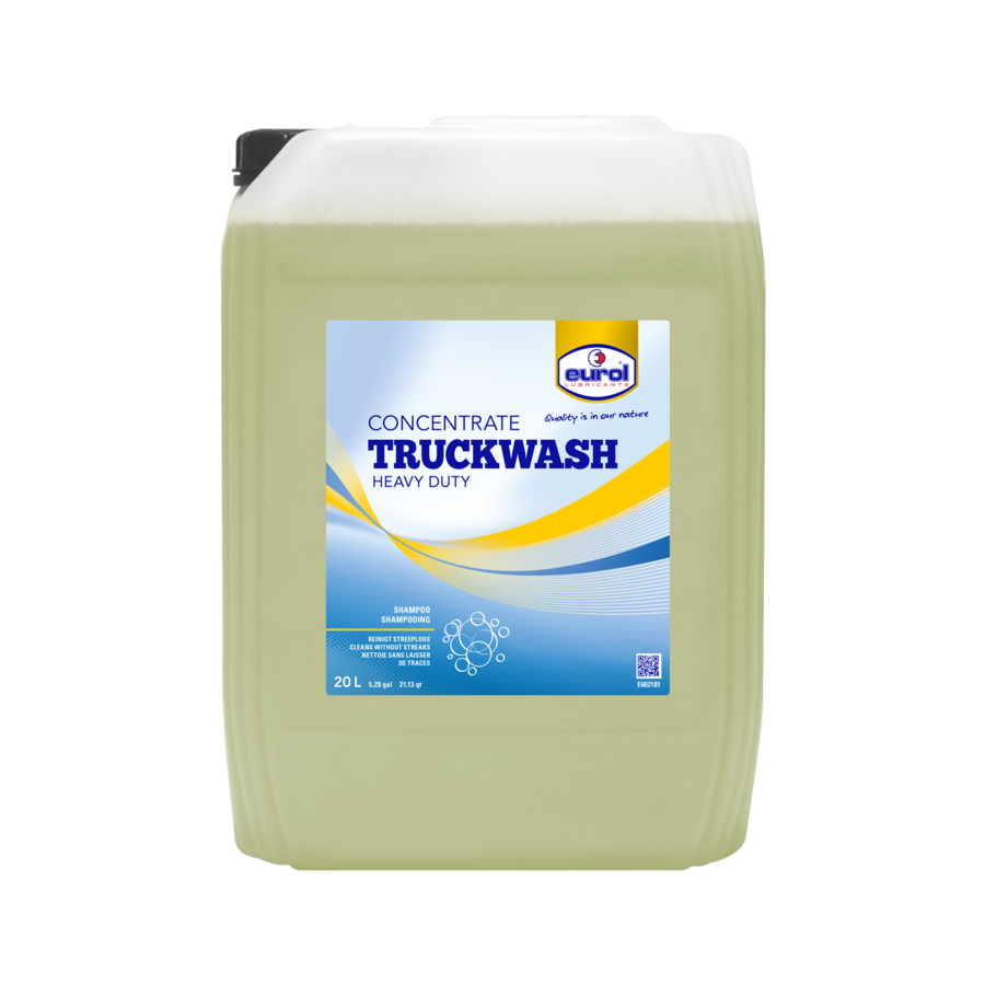 Car & Truckwash - Autoshampoo, 20 lt-1