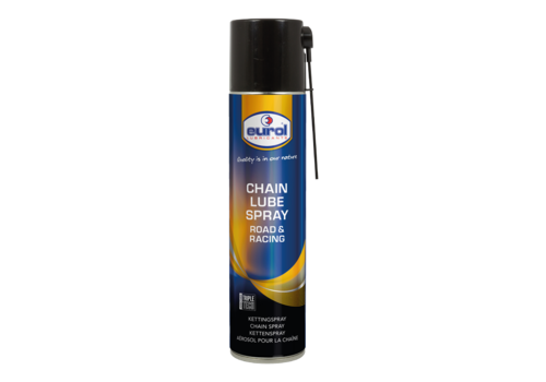 Eurol Chain Lube Spray Road & Racing, 400 ml