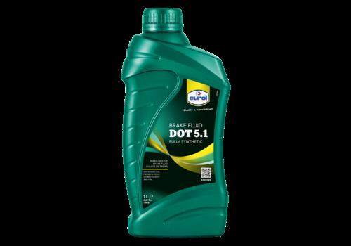 Eurol Brake Fluid DOT 5.1 - Remvloeistof, 1 lt