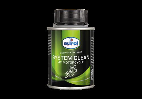 Eurol Motocycle System Clean - Additief, 100 ml