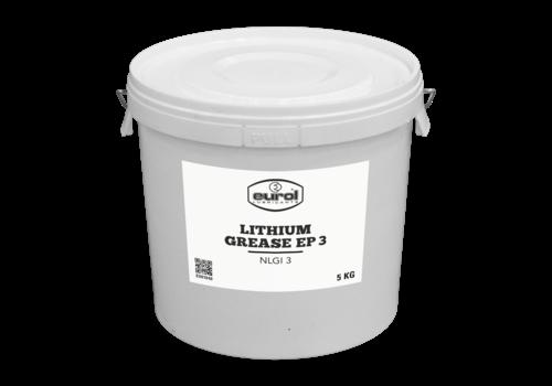 Eurol Lithium Grease EP 3 - Vet, 5 kg