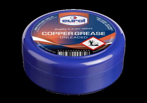Eurol Copper Grease - Montagepasta, 100 gr