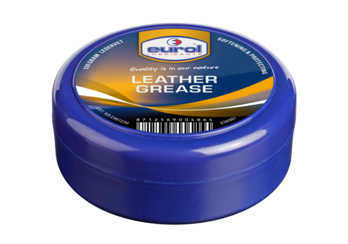 Eurol Leather Grease - Ledervet, 120 gr