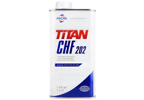 Fuchs Titan CHF 202 - Hydraulische olie, 1 lt