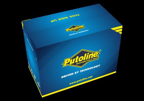 Putoline DOT 4 Brake Fluid - Remvloeistof, 12 x 1 lt