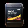 OK 1022-P 5W-30 - Motorolie, 10 lt