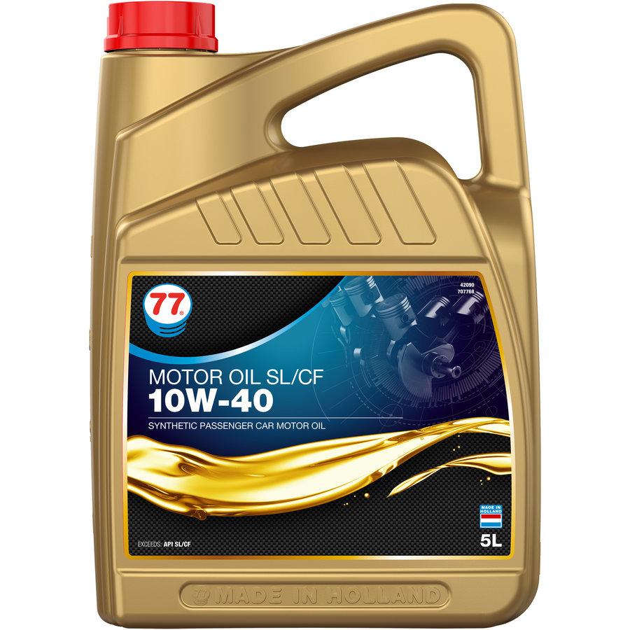 Motor Oil SL/CF 10W-40 - Motorolie, 5 lt-1