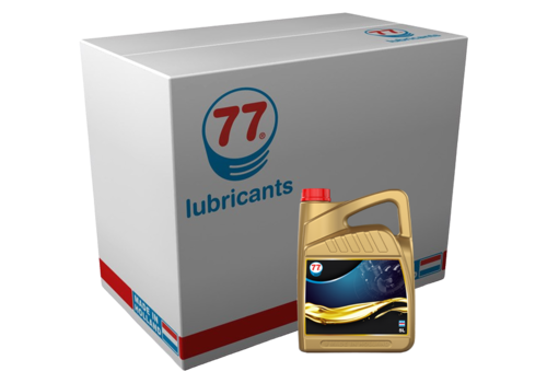 77 Lubricants Motor Oil Synthetic 0W-20 - Motorolie, 3 x 5 lt