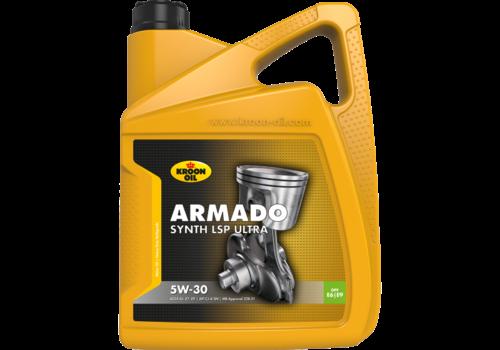 Kroon Oil Armado Synth LSP Ultra 5W-30 - Dieselmotorolie, 5 lt